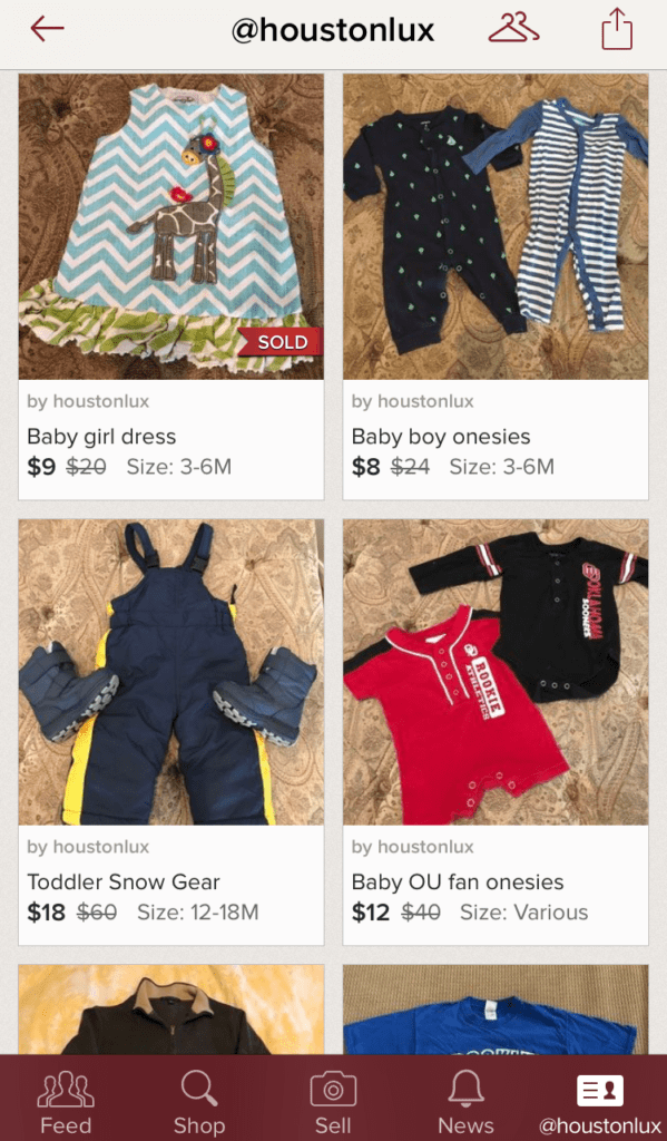 online resources for working moms poshmark