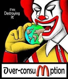 Anti Mcdonalds Website links
