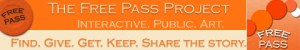 The Free Pass Project Site Header