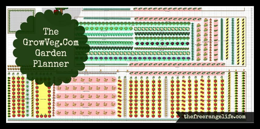 GrowVeg.Com Garden Planner on Patio Planner id=88509