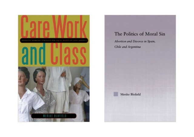 Books Authored by Dr Merike Blofield