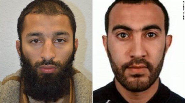 "The London attackers, who will be seen as ""martyrs"" by some."
