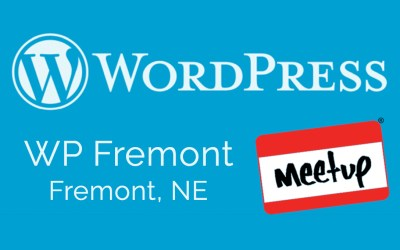 WP Fremont: A New WordPress Meetup Group