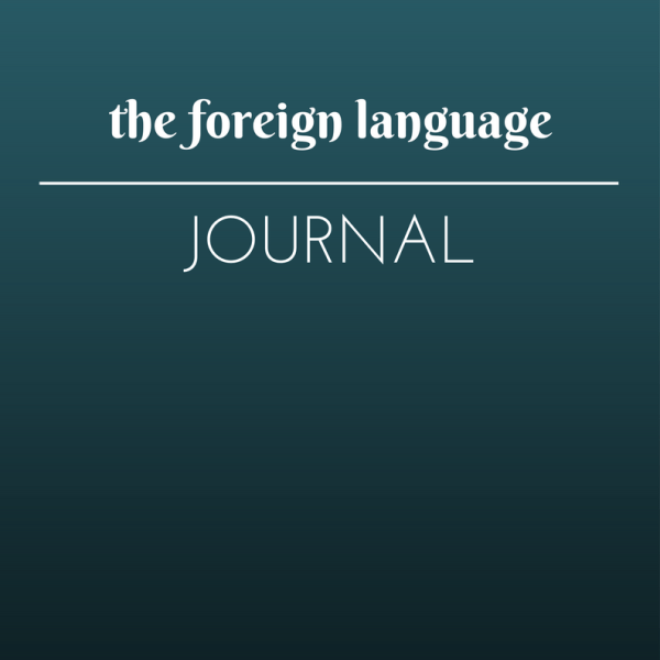 The Foreign Language Journal