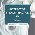 Interactive French Practice #1