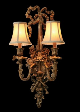 French Wall Light