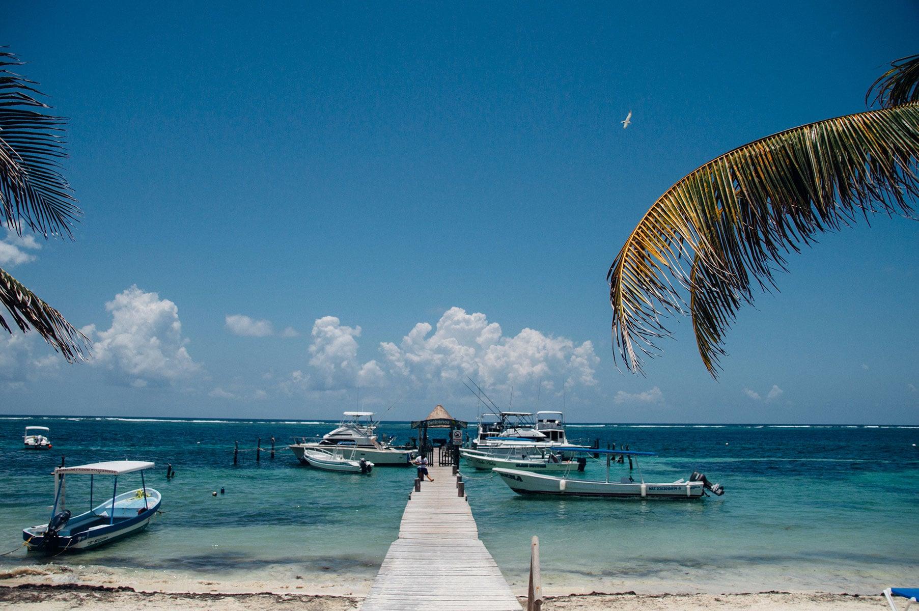 snorkelling mexique playa del carmen