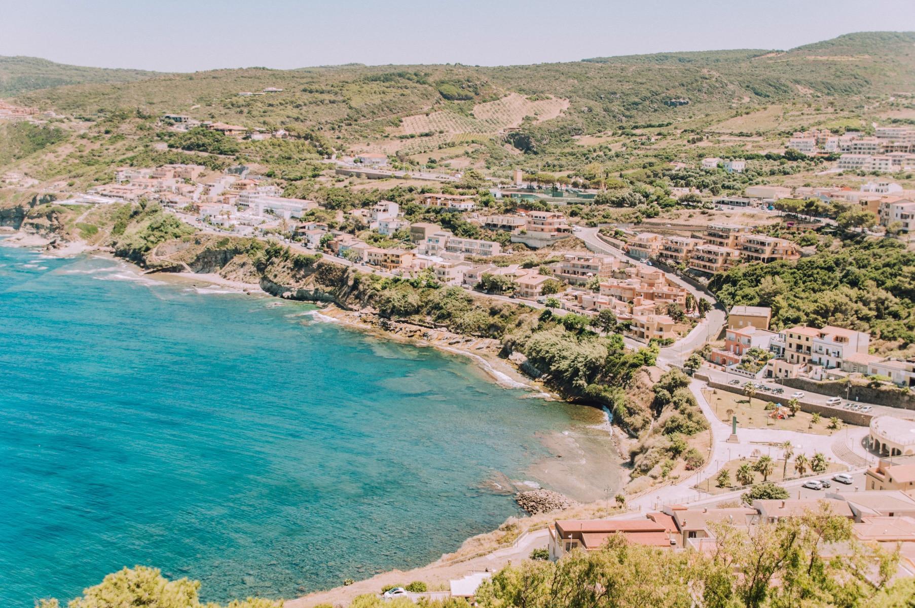 Castelsardo visiter nord Sardaigne