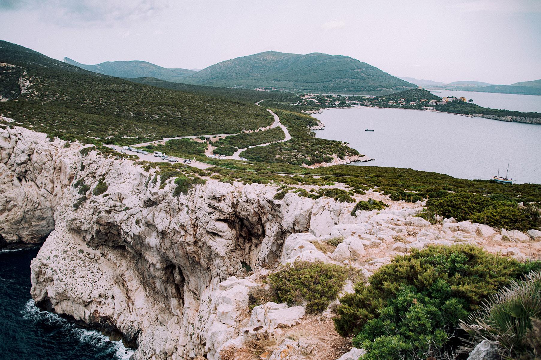 Visiter Capo Caccia Sardaigne