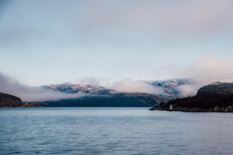 croisiere bateau norvege