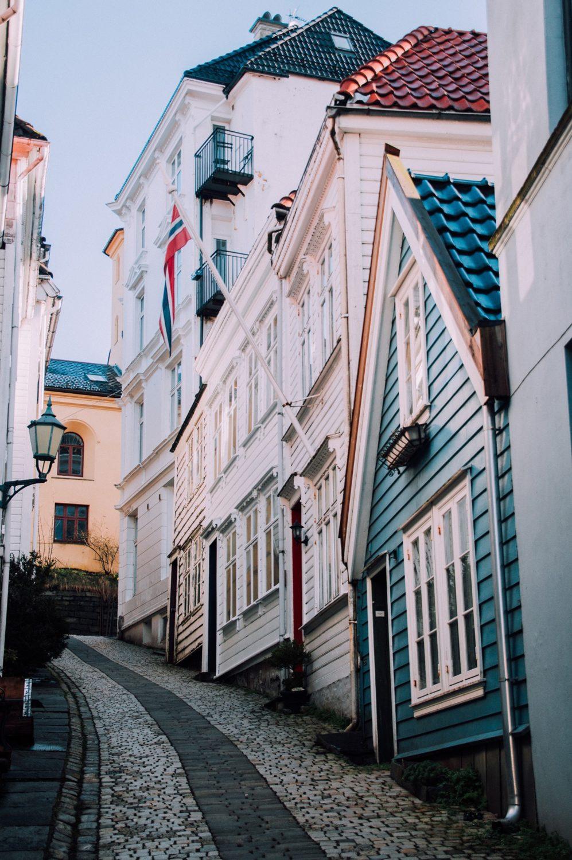 rue Norvege bergen