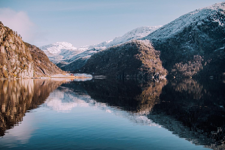 Norvege Croisiere ouest