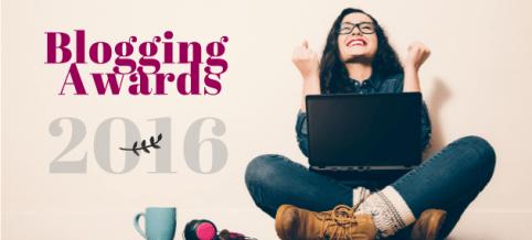 Blogfest Blogging Awards 2016