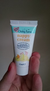 Childs Farm baby products review