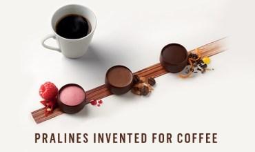 neuhaus coffee and pralines