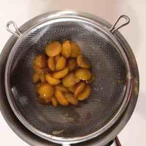 Mirabelles rôties chinoisées