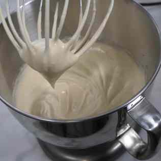 meringue panela pour biscuit japonais