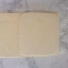 détrempe de pâte feuilletée inversée et beurre manié