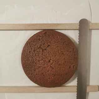 Cake chocolat en coupe