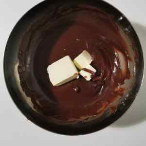 Ajout beurre dans caramel Haïti