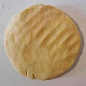 pâte brisée homogène