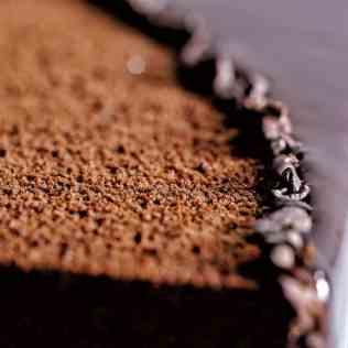 bûche écrin chocolat zoom