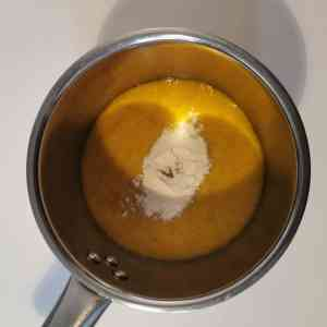 confit kumquats et pectine