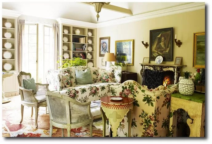 English Decorating, Old World Decorating, French Furniture