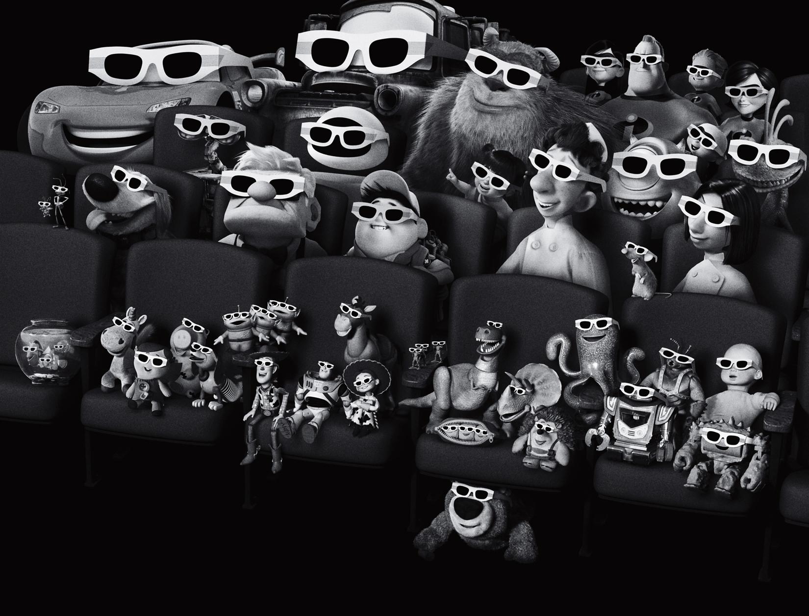 Pixar thefreshbook
