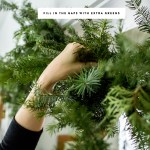 Holiday Diy Foraged Evergreen Garland Fresh Exchange