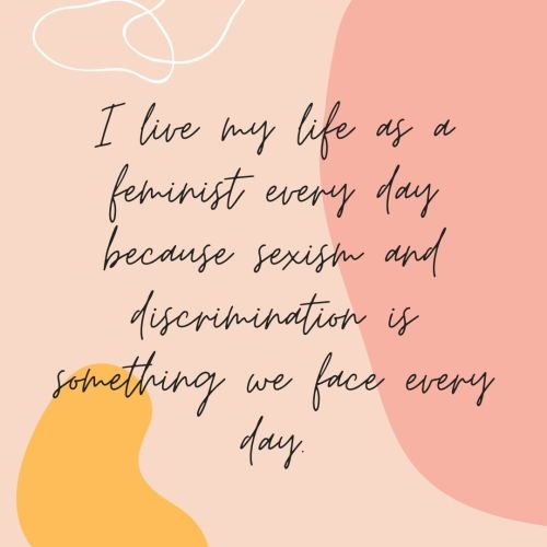 Why feminism quote