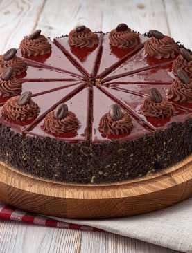 Belgium Chocolate Cake