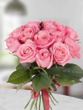Lush Pink Roses