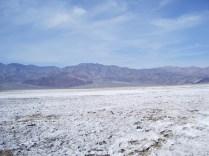 The salt plain