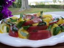 Heirloom tomato salad_3