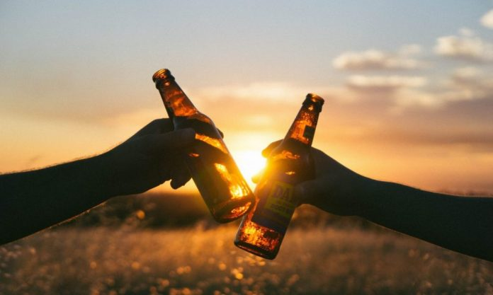 The study suggests that CBD use may be related to lower alcohol consumption