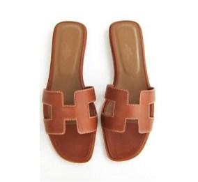 Hermes Olan Sandal