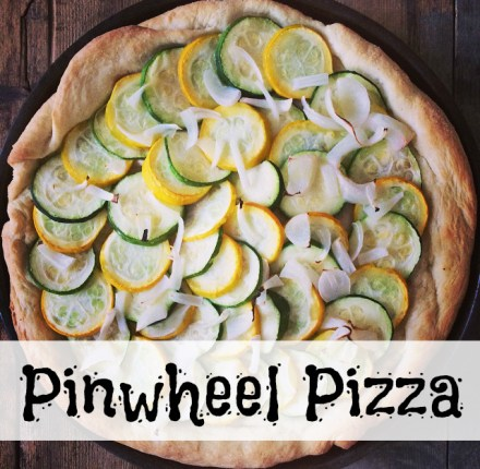 Vegan Pinwheel Pizza Recipe