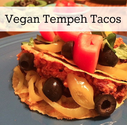 Vegan Tempeh Taco Recipe