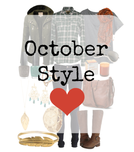 October Style Inspiration
