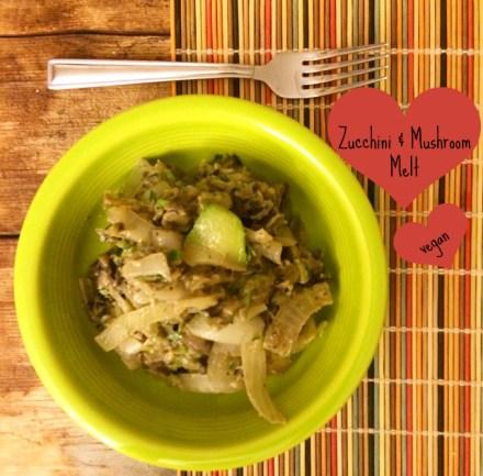 Vegan Mushroom Melt Recipe