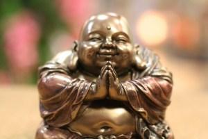 Buddha - The Friendly Fig