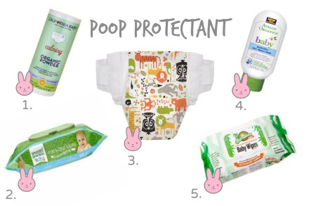 Poop Protectant - The Friendly Fig