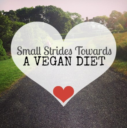 Becoming a Vegan Steps