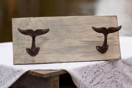 Whales Tail Rack - The Friendly Fig