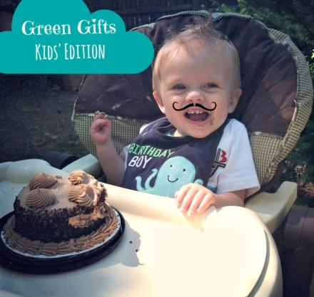 Green Gifts for Kids - The Friendly FIg