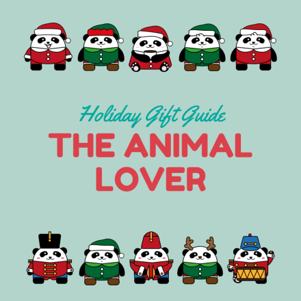 Animal Lover Holiday Gift Guide