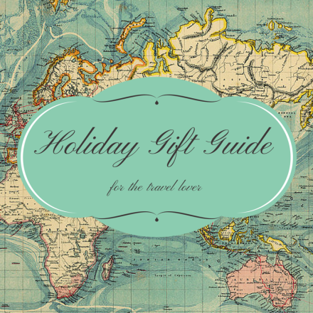 Holiday Gift Guide Traveler