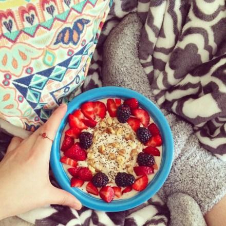Smoothie Bowl Vegan Recipe