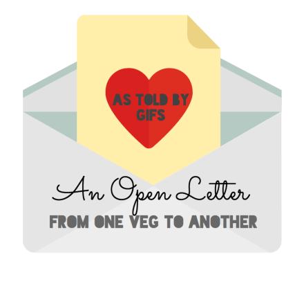 Open Letter to Vegans